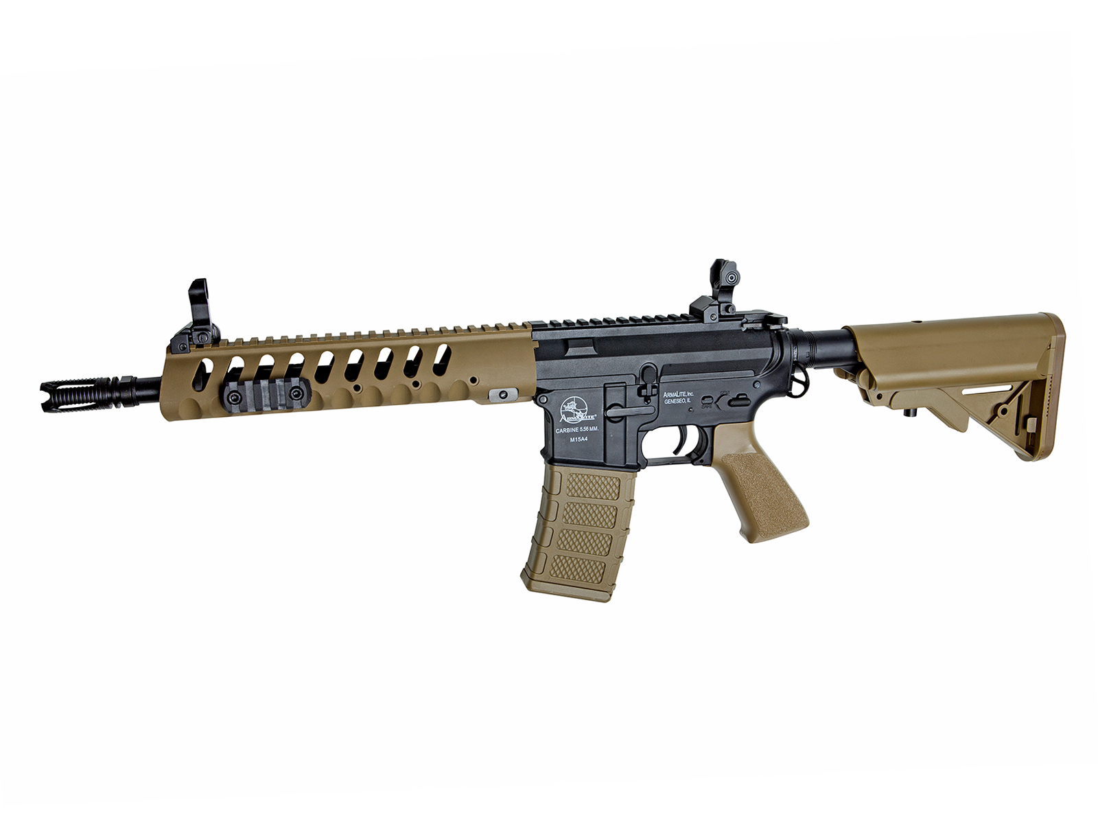 Air Weapon - ARMALITE M15 Light Tactical Carbine TAN