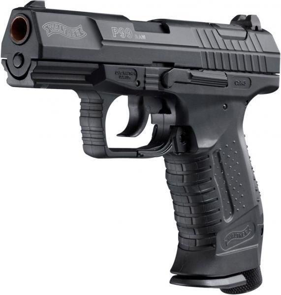 Schreckschusswaffen ohne PTB-Siegel sind illegal