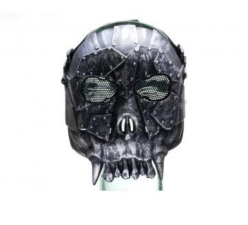 Softair Maske fantasievoll gestaltet