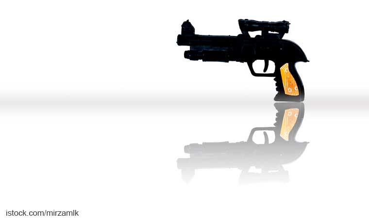 Ist eine Softair ein Waffe oder ein Spielzeug?