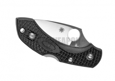 C28 Dragonfly2 Lightweight Plain Edge Folder - Spyderco