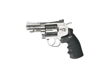 "Dan Wesson  2,5""  4,5mm Diabolo silber Co²"