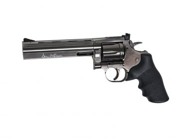 "Dan Wesson 715 - 6""Revolver, Steel Grey 4,5mm Diabolo"