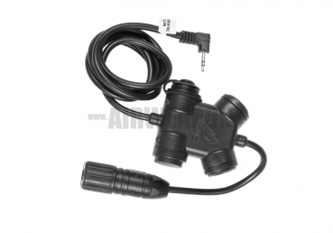 zSLX Clarus PTT Motorola 1-Pin Connector Z-Tactical