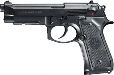 Beretta M9  Blowback Gas Vollmetall - KWA