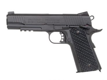 Swiss Arms 1911 TRS 4,5mm BB - Co2