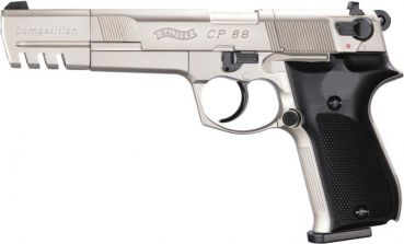 Walther CP88 Competition Nickel  Co²