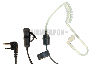 AE 31 C-2L Security Headset Midland Connector