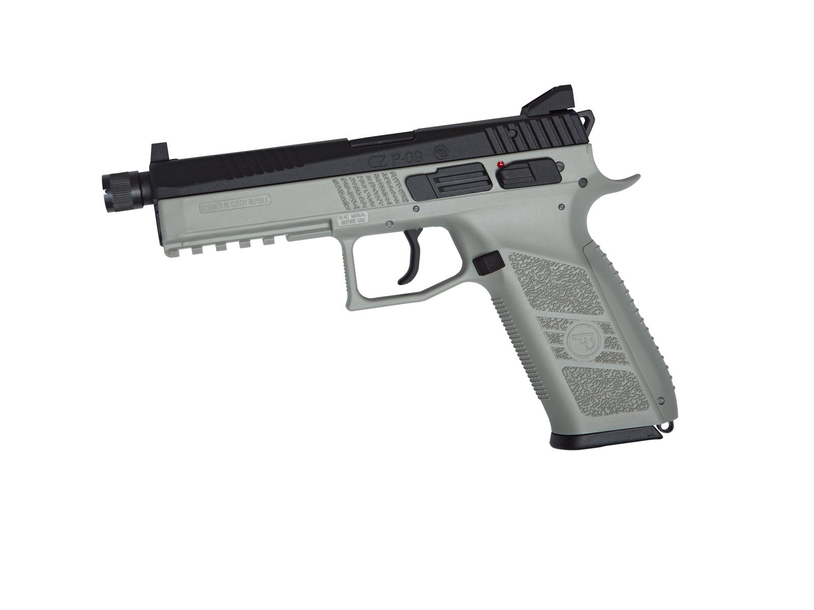 CZ P-09 - Urban Grey Metallschlitten