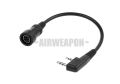 PTT Adaptor Wire for Kenwood - Emerson