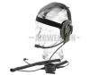 Bow M Military Headset Kenwood Connector - Midland