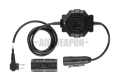 zTac Wireless PTT Motorola 2-Pin Connector Z-Tactical