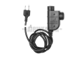 zSLX PTT ICOM Connector Z-Tactical