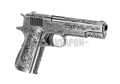 M1911 Etched Full Metal GBB | WE