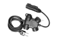 zSLX Clarus PTT ICOM Connector Z-Tactical