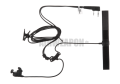 Bone Conduction Headset Kenwood Connector Z-Tactical